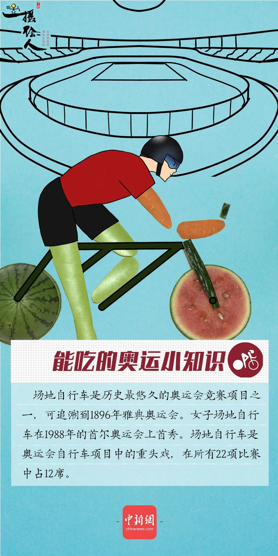 Time to increase knowledge! Delicious Olympic science is here again (Phase 3)(7)