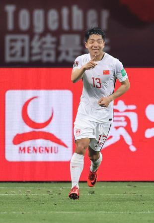 World Preliminary 40 Finals: National Football 7-0 victory over Guam(11)