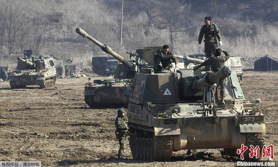South Korea and the United States will launch joint military exercises on the 8th, reduce the scale and not implement field training