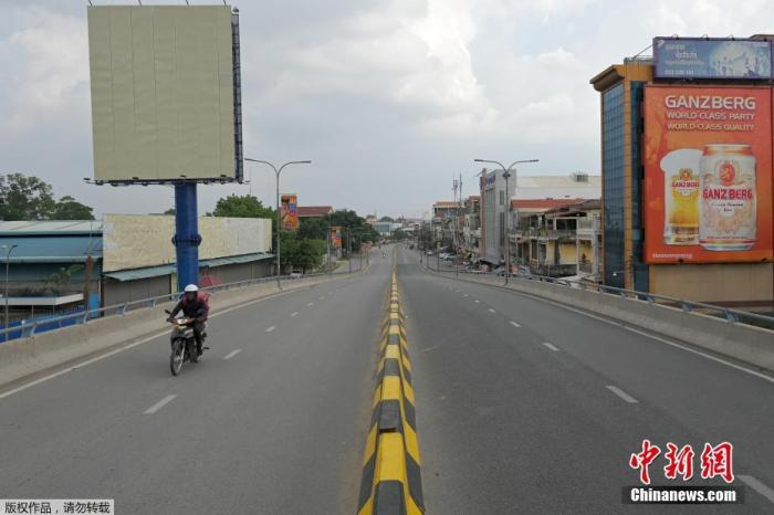 """Cambodia's capital, Phnom Penh, """"unblocked"""", still implements epidemic """"zoning"""" control"""
