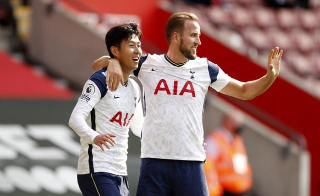 getInterUrl?uicrIvZQ=6a2a3732b5fde989098fc19a4e7794ce - Sun Xingmin 9 goals and 9 assists from Kane, the two lead the Premier League goalscorer and assists list respectively