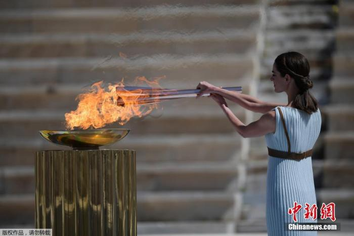 Tokyo Olympic torch relay begins in March