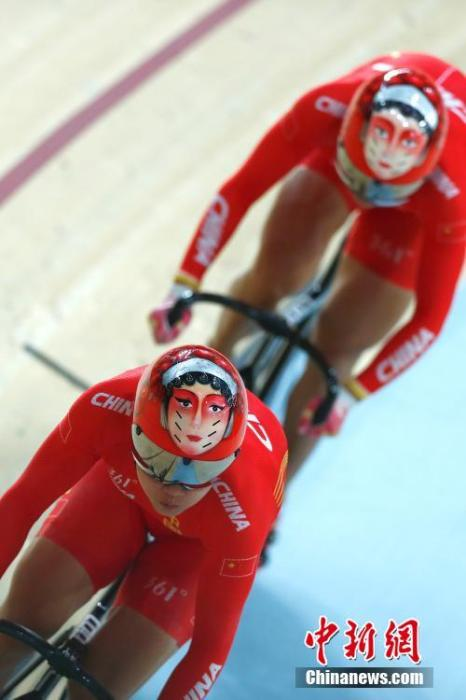 Tokyo Golden Point   Bell Angels fights again for the Olympics, track bikes look forward to new breakthroughs(1)