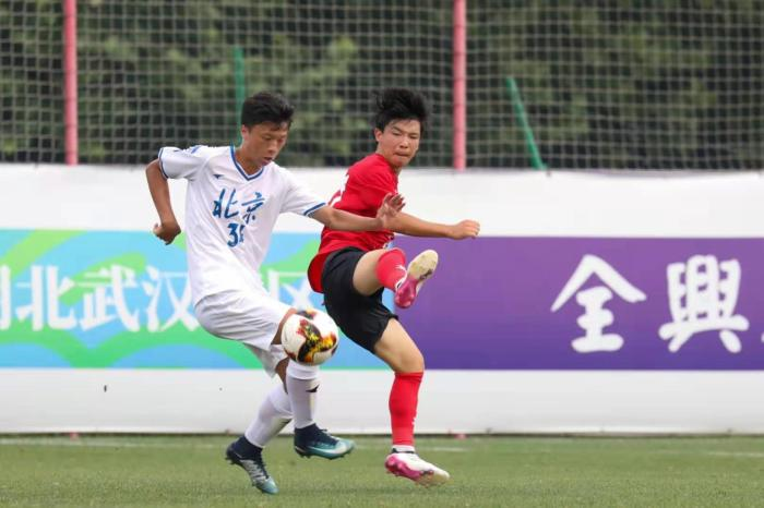 National Games four consecutive victories and promotion + 10 people selected for U18 national football, Evergrande football school talents emerge(1)