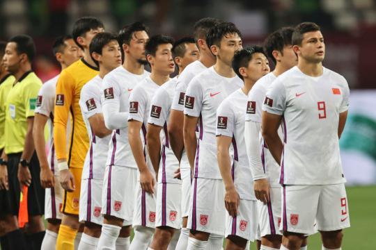 World Preliminary 40 Finals: National Football 7-0 victory over Guam(6)