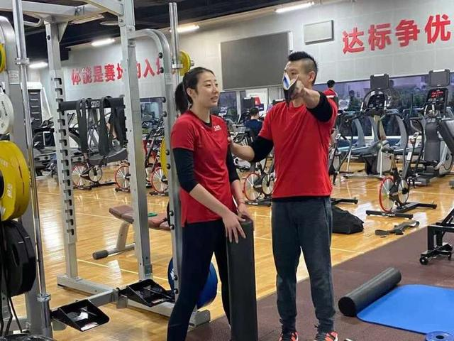 getInterUrl?uicrIvZQ=81220d22bfb7824eff5b028be6045fcc - Practice in Beijing! Chinese women's volleyball team sounded the trumpet for the Tokyo Olympics