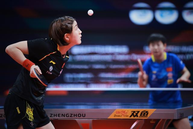 getInterUrl?uicrIvZQ=86fe1565d65859421bbc54161e76d1db - The first place in the finals! Chen Meng 4-0 Sun Yingsha, hitting the first 4 consecutive championships in history
