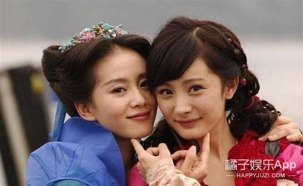 getInterUrl?uicrIvZQ=8d56f0f64e07d78ca698690ccbce889a - See you at the top of Liu Shishi and Yang Mi! Look at these entertainment circles in the same frame of the century, they are all tears of the times