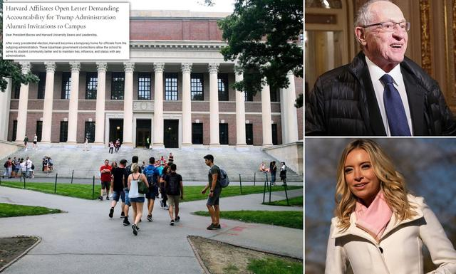getInterUrl?uicrIvZQ=93119f3198b980b7cbf4d4d8967807f1 - The president's reputation is too bad, and academics shunned it. Harvard students jointly petition to boycott Trump officials
