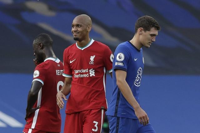 getInterUrl?uicrIvZQ=a3c92091030a0d7f835332e53662a891 - Fabinho:Liverpool have four major competitors in the league, Manchester United is just one of them