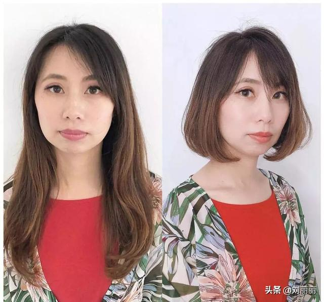 getInterUrl?uicrIvZQ=a4b27211cac2961f9efbb330e216dc2e - Changing the hairstyle is like changing the face, 18 hairstyles tell you, choose the right hairstyle to easily become a goddess