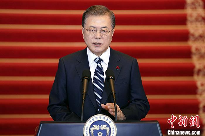 "South Korea's ruling party defeated in the local by-election Moon Jae-in: ""Accept accountability"""