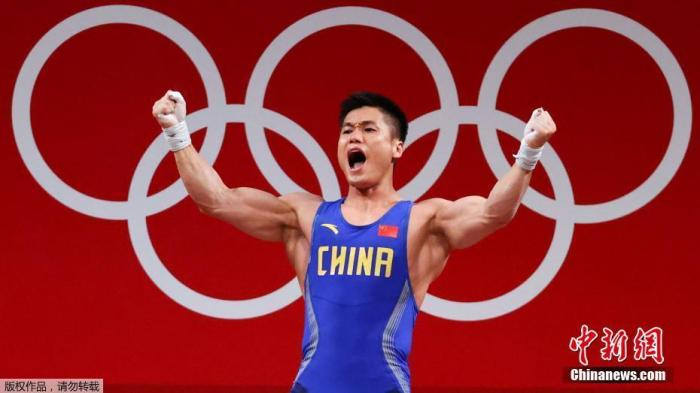 Lv Xiaojun wins gold again, Chinese Hercules wins the gold medal at the competition level