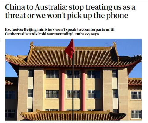 getInterUrl?uicrIvZQ=b340db0415b4f996abde6135bc6babfb - Stop seeing China as a threat, otherwise you won't answer the phone