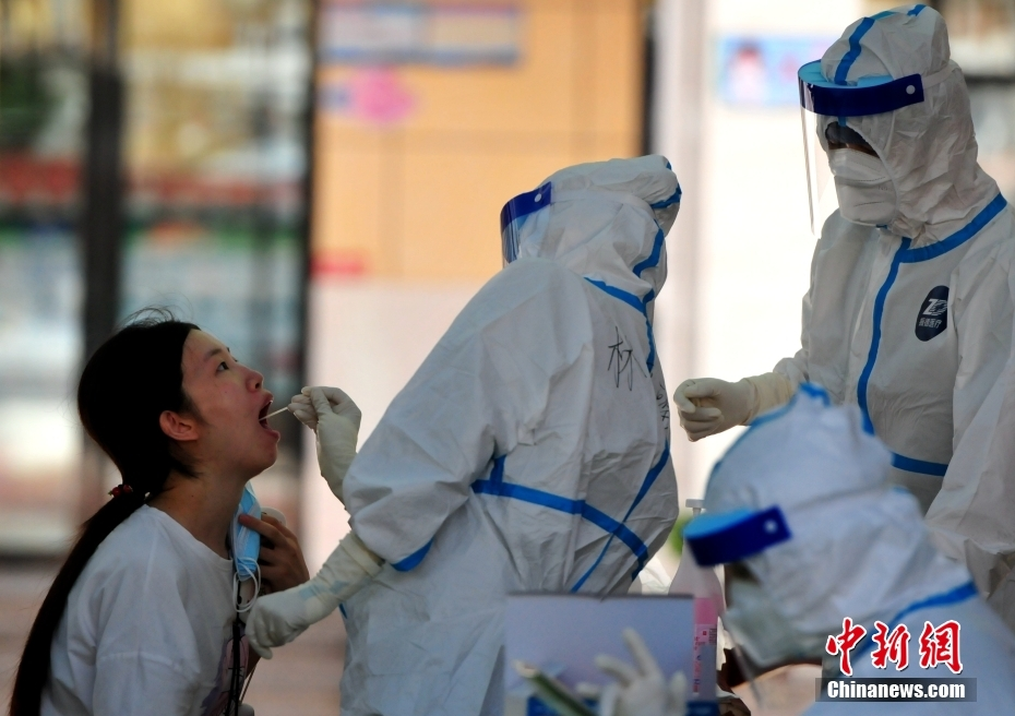 Xianyou County, Putian City, Fujian Province Launches Nucleic Acid Tests for All Staff