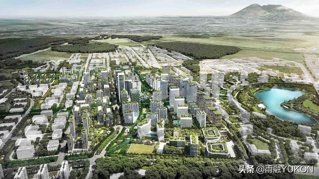getInterUrl?uicrIvZQ=beb9f25ce7c1865aeed709a3d2711d56 - A new city costing 1,152 billion yuan:it is based on a ghost city and plans to become a world-class city