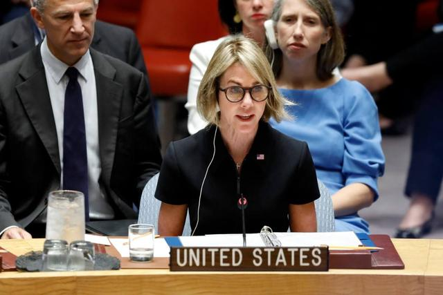 """getInterUrl?uicrIvZQ=c19630fde609487610be959ebd2557ec - Discredit China and the WHO again! At the UN General Assembly, the U.S. representative:""""feeling disgusted"""""""