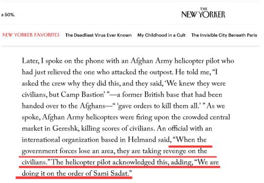 This article about Afghanistan and the Taliban is incredible!(10)