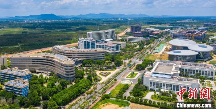 A hot spot for investment, a shopping paradise, a place to study abroad… Hainan has a promising future!(3)