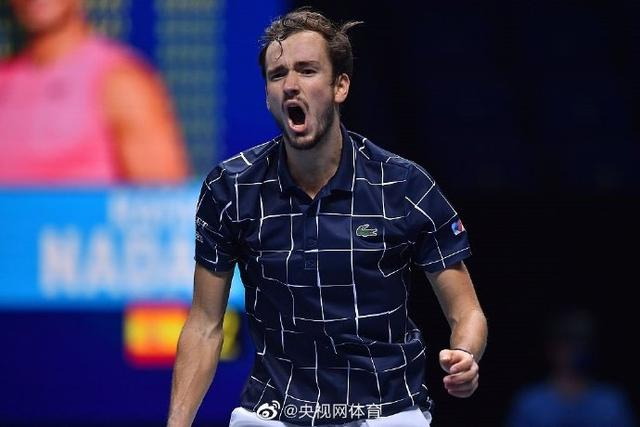 getInterUrl?uicrIvZQ=c6455ad01d5814444642d83df6c554bc - Medvedev beats Nadal for the first time in the game and competes with Tim for the championship