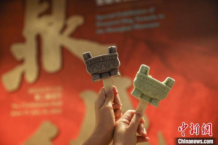 Yuke Shuangding Reunites at Shanghai Museum 21 Bronze Tripods with Inscriptions are Exhibited Simultaneously(2)