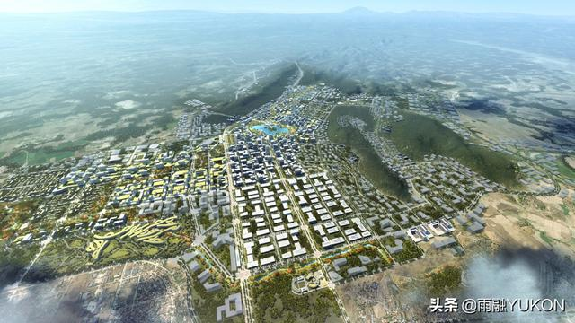 getInterUrl?uicrIvZQ=cb201b37a2851e3bc04a5f274b0d3ffc - A new city costing 1,152 billion yuan:it is based on a ghost city and plans to become a world-class city