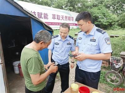 """Tourists pay """"0"""" less, beekeepers report to the police for help, police investigating and recovering 72 yuan"""