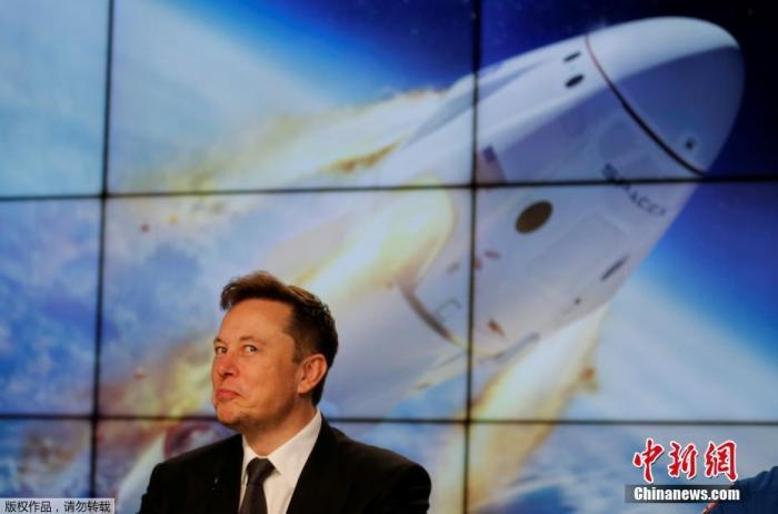 Forbes: Musk is the highest paid CEO in 2020