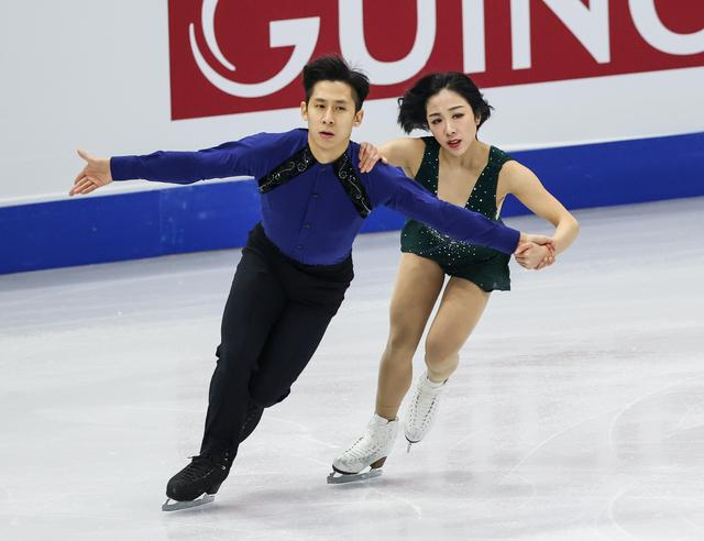 getInterUrl?uicrIvZQ=cf7ad1c68408a38821054cd9ad58492e - Zhao Hongbo:The Chinese team prepares for the China Cup in figure skating orderly