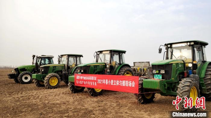 "Recovery from ""hibernation"", spring plowing kicked off in Ningxia"