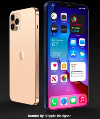 The Latest Rendering Of Iphone 12 Pro Pro Max Exposed Yqqlm
