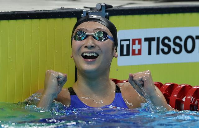 getInterUrl?uicrIvZQ=d51deba57a41ebd6bacff1869234e1ac - She won the most important competition in her life-remember the famous Japanese swimmer Chijiang Rikako
