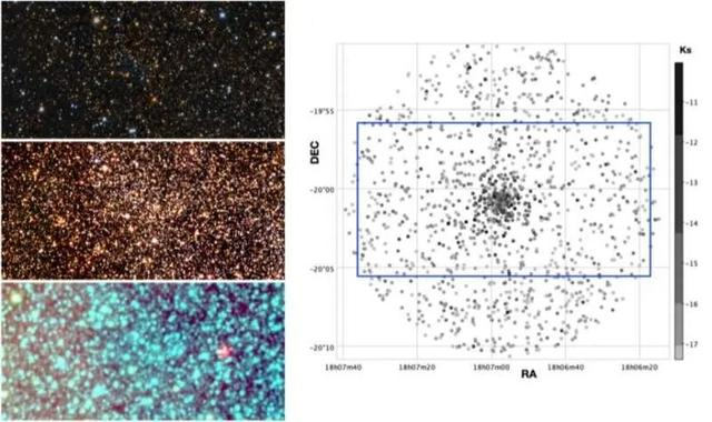 getInterUrl?uicrIvZQ=dccfd8fc3f5923f021493a91bdb72b82 - Astronomers discovered an unusual globular cluster, which tells us:the Milky Way is parasitized