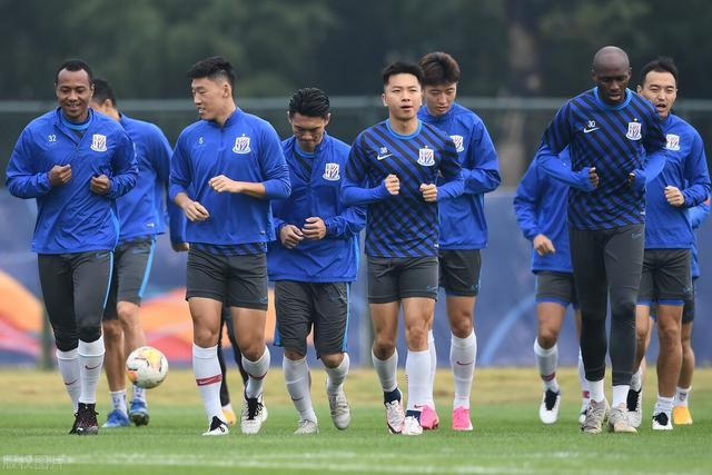 getInterUrl?uicrIvZQ=de6012011e24c089aed6d686edd9eade - The wounded come back + new aid is in place! Shenhua is blocking SIPG? 35-year-old veteran plays the key