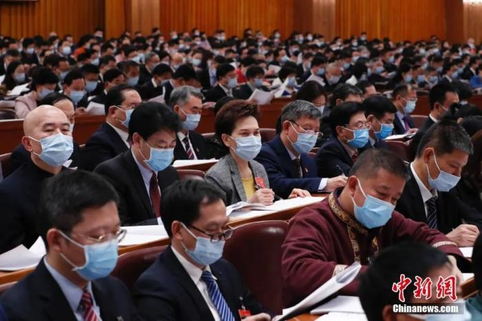 Morning report of the two sessions on March 9: Review of the work report of the Standing Committee of the National People's Congress(1)