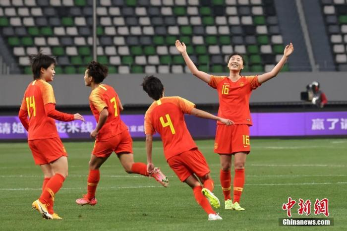 Chinese women's football team is actively preparing for the Tokyo Olympics, Jia Xiuquan emphasizes the details