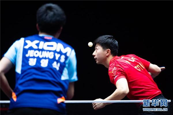 getInterUrl?uicrIvZQ=ecf2ee35a86fd40fdd3360875d410345 - WTT Macau International:Ma Long wins Zheng Young-sik