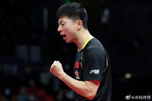 getInterUrl?uicrIvZQ=f1a5cb24dcc53570232993fab8e3ab2e - Ma Long 4-1 Fan Zhendong won the men's singles championship for the sixth time in the finals