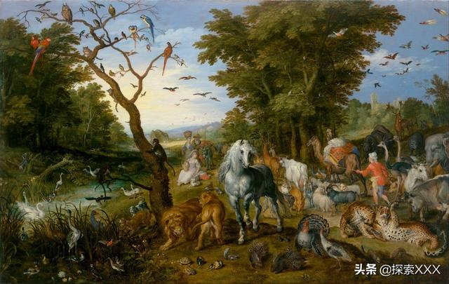 getInterUrl?uicrIvZQ=f1bf3f4eb2504f1ea8b0e2353b2480c6 - Dinosaurs appeared in Renaissance oil paintings?