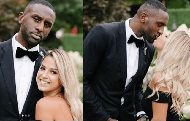 getInterUrl?uicrIvZQ=feb7d665da176016778936a8028e13f9 - The 2.06 behemoth marries the best wife! Another black and white match in NBA, Kardashian figure, teammates are greedy